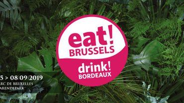 8ème édition du Eat brussels! drink Bordeaux!