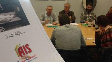 Logement : l'agence immobilière sociale basée à Châtelet a 5 ans