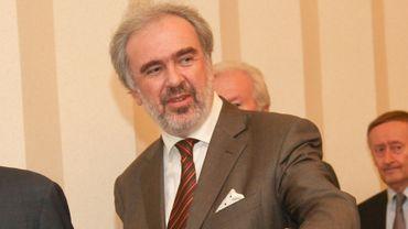 Didier Viviers réélu pour un second mandat de recteur de l'ULB