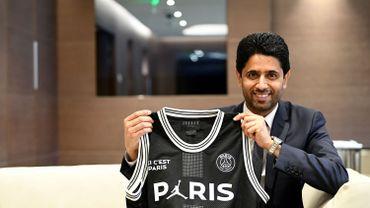 """Al-Khelaïfi : """"Nous sommes l'une des trois plus grandes marques de foot dans le monde"""""""