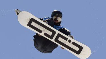 De Buck 15e des qualifications du slopestyle aux X-Games