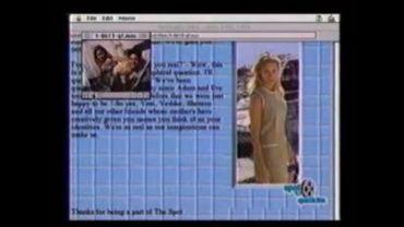 La toute première websérie a 20 ans ! (vidéo)