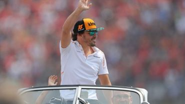 Double champion Alonso open to F1 return from 2021