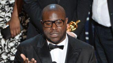 """Steve McQueen a remporté l'Oscar du meilleur film pour """"12 Years a Slave"""""""