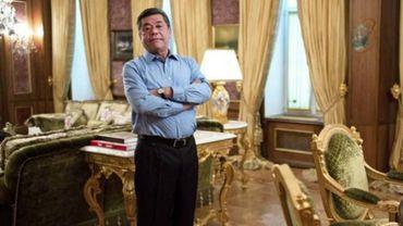 L'homme d'affaires Patokh Chodiev.