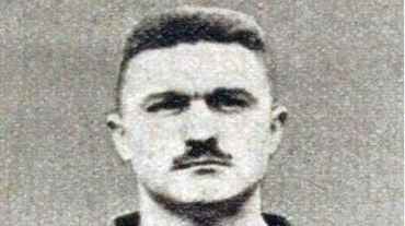 Armand Swartenbroeks en 1923