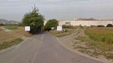Le site envisagé pour Carolo Recycling est l'ancienne décaperie de la Praye