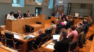 Première réunion de la nouvelle commission sur le renouveau démocratique au parlement wallon