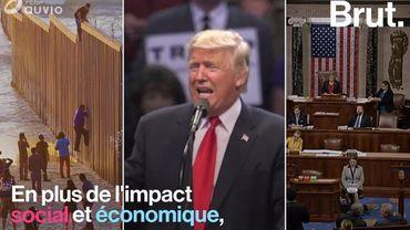Quels sont les effets du mur souhaité par Donald Trump sur l'environnement?