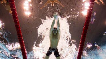 Michael Phelps reconnaît uriner dans la piscine