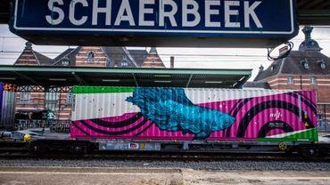 Bruxelles Mobilité à la recherche de street artistes