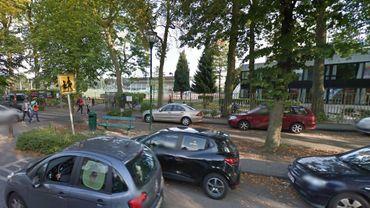 Le centre scolaire Eddy Merckx, à Woluwe-Saint-Pierre.