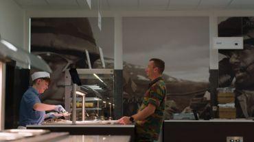 La caserne d'Eselborn externalise une vingtaine de métiers à Sodexo