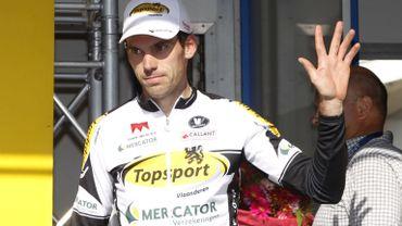 Topsport Vlaanderen pour un cyclisme crédible
