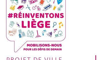 Réinventons Liège: 77 actions prioritaires retenues par le collège communal