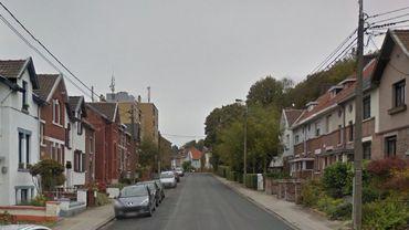 La rue Naniot