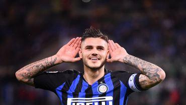L'Inter retire le brassard à Icardi pour le donner à Handanovic