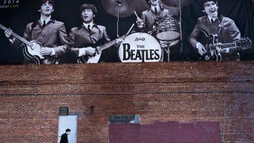 Le Washington Coliseum, lieu du premier concert des Beatles en Amérique du Nord le 11 février 1964