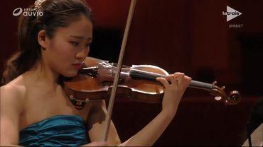 Yukiko Uno en demi-finale