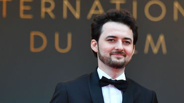 Le réalisateur égyptien A.B Shawky à Cannes