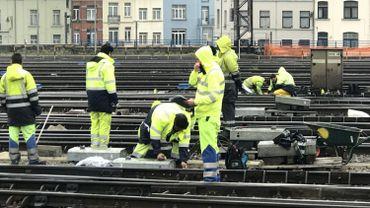 Travaux sur la jonction Nord-Midi: plan alternatif les longs week-ends de novembre