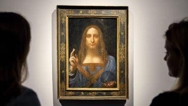 """Le Louvre Abu Dhabi exposera le """"Salvator Mundi"""" à partir du 18 septembre"""