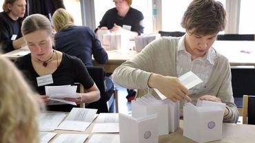 Elections municipales en Finlande