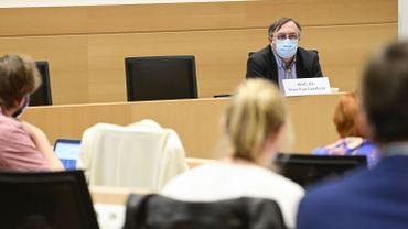 Coronavirus en Belgique ce 23septembre: suivez la conférence de presse du centre de crise en direct à partir de 11h