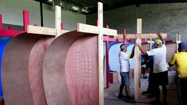 Prisons au Panama: la grâce des confessionnaux