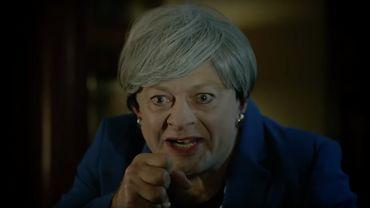 L'acteur Andy Serkis parodie Theresa May