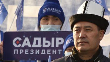 Election présidentielle au Kirghizstan: le populiste Japarov largement favori