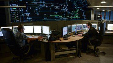 Le centre opérationnel d'Elia