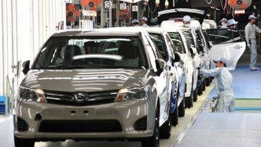 Toyota rappelle 6,39 millions de véhicules, plus de 26 000 en Belgique