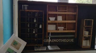 La grainothèque de la bibliothèque de Huy
