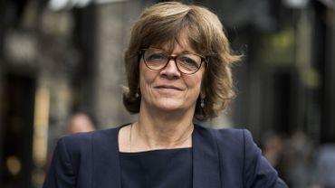 Isabelle Durant, ancienne ministre belge et aujourd'hui secrétaire générale adjointe de la CNUCED, est présente à Marrakech