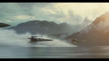 """Les premières images du teaser de """"Star Wars : the force awakens"""""""