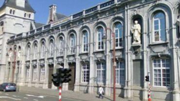 Deux personnes ont été interpellées à la suite d'un décès suspect survenu à Dison le 23 novembre. (photo du Palais de Justice de Verviers)