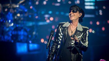 Photos: le concert de Scorpions à Forest National
