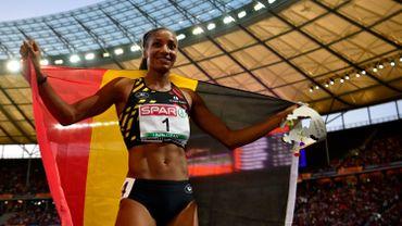 Nafi Thiam défendra son titre olympique de l'heptathlon les 5 et 6 août à Tokyo