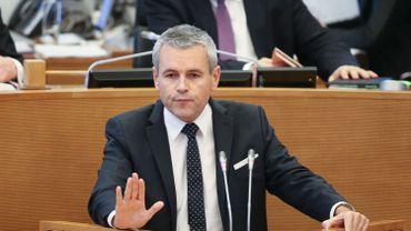 Christophe Lacroix expose ses pistes d'une réforme fiscale wallonne