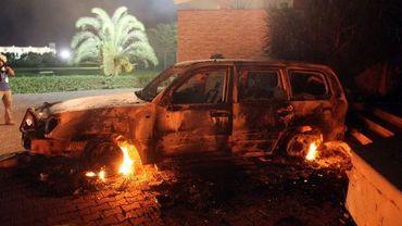 Violences devant le consulat américain à Benghazi