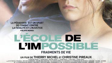 Le documentaire qui se déroule au collège saint Martin sera diffusé en avant-première sur la Trois