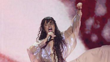 """Camila Cabello vient de dévoiler un nouveau single """"Living Proof""""."""