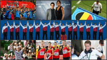 Les 12 moments forts du sport belge en 2016