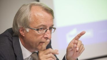 Le directeur général de Federgon Herwig Muyldermans.
