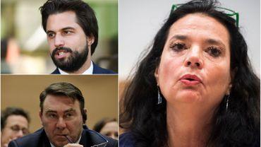 Présidentielles du MR : Georges-Louis Bouchez répond aux questions de Christine Defraigne