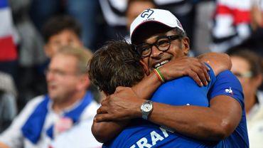 Lucas Pouille permet à la France de mener 2-0 face à l'Espagne en Coupe Davis