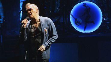 """Morrissey donnera suite à son dernier album """"Low in High School"""" l'année prochaine."""