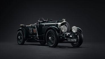 Bentley fait renaître les Bentley Blowers 1929