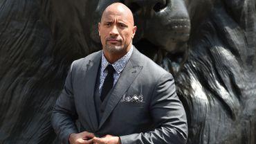 """L'acteur américain tient en ce moment le premier rôle de la série de HBO, """"Ballers"""""""